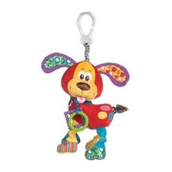 Playgro rangle, hundehvalp